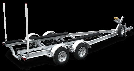 Load Rite Aluminum Ski / Inboard & Roller Trailers